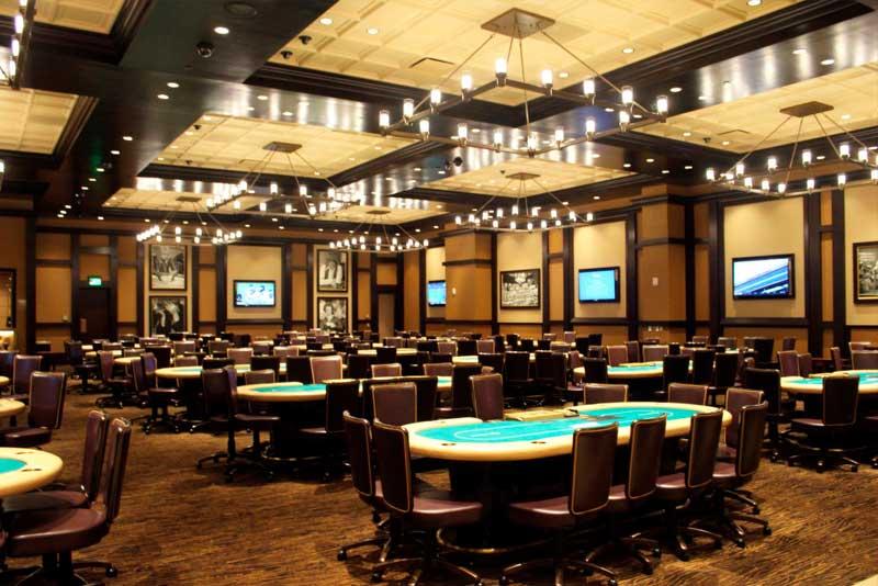 Casino City Palate main hall